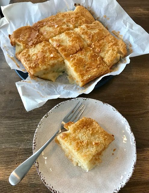 The Hong Kong Kitchen in Canada: Baked Coconut Cake | 焗椰子年糕