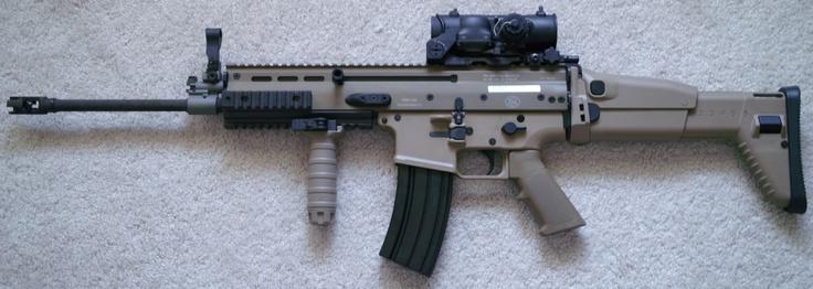 FN Scar Light