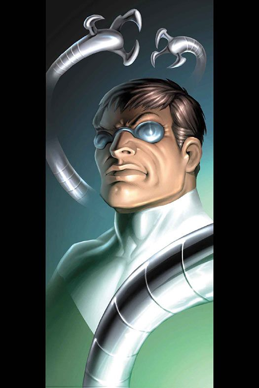 17 Best images about MARVEL · Doctor Octopus on Pinterest ...