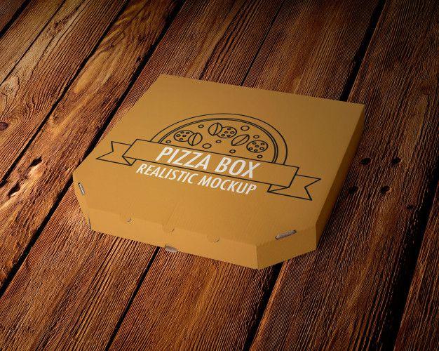 Download Pizza Box Mockup Business Brochure Design Box Mockup Business Flyer Templates