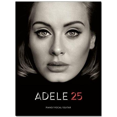 Hal Leonard - Various Artists: Adele 25 Sheet Music