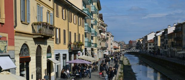 Concorra a bolsas de estudo para curso de verão na Itália!