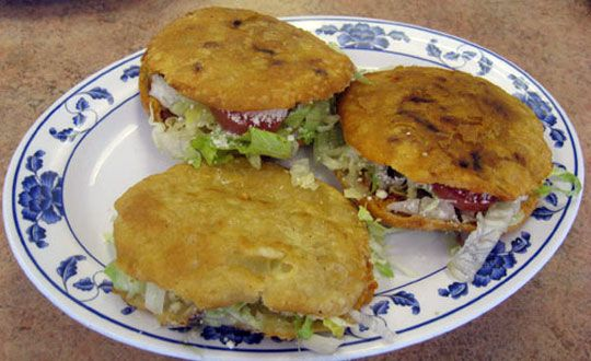 Gorditas: Tip: Always substitute the lard and cooking oil with evoo or cooking spray- it has really helped me- feel free to play around and comment back with ideas :D