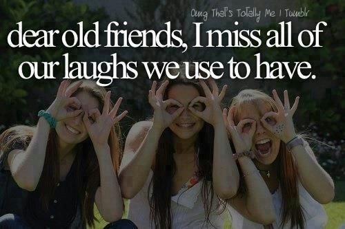 Hanging Out With Friends Quotes: 25+ Best Old Friend Quotes On Pinterest