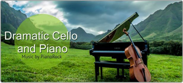 Dramatic Cello and Piano. #action #adventures #advertising #background #beautiful #beauty #cello #cinematic #dramatic #epic #film #gripping #hopeful #inspirational #inspiring #large #montage #movie #orchestra #piano #score #sentimental #strings #touching #trailer #uplift #video game #violin #wedding