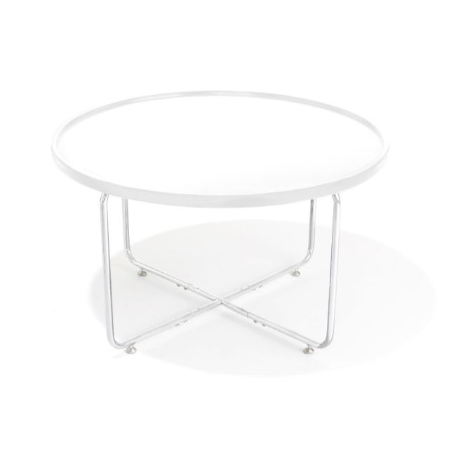 Aprilia Soffbord Vit - TheHome - Möbler på nätet
