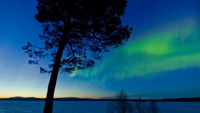 The most beautiful video of the aurora borealis I have ever seen