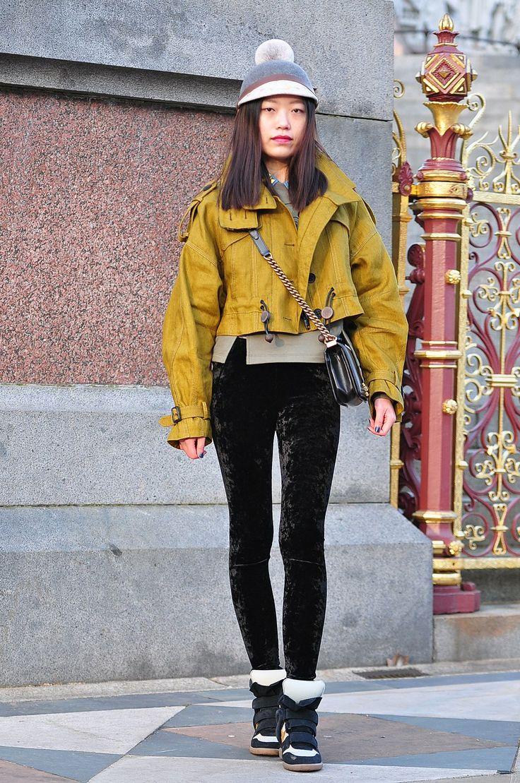 Неделя моды в Лондоне,  часть II. Изображение №50.