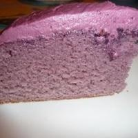 Rosa Frattura-Gaunsons purple and pink cake