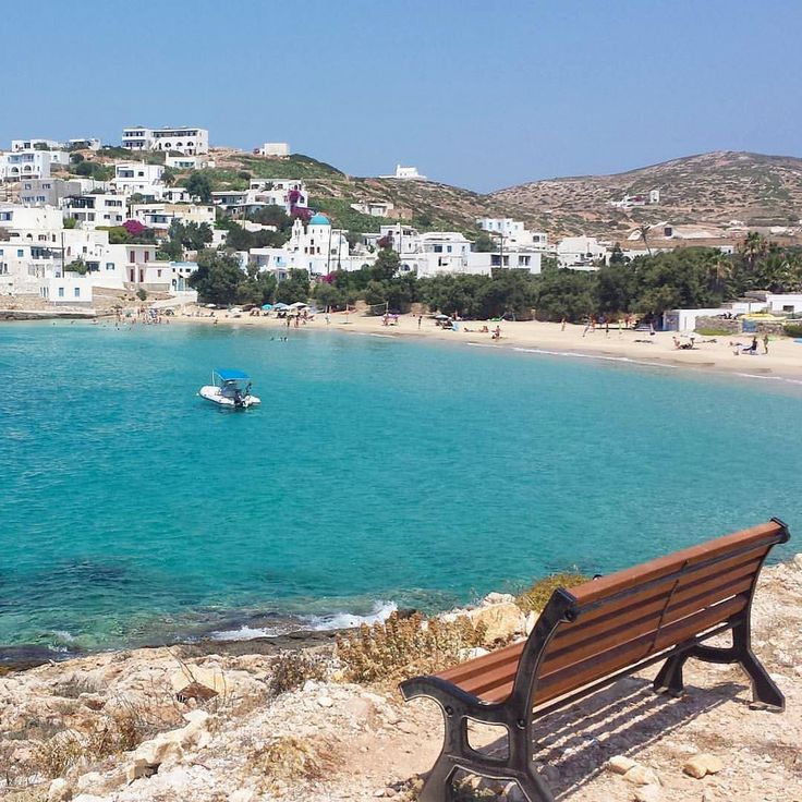 island of Donousa (Δονούσα) Relaxing in a small paradise ☀️
