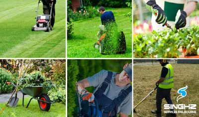 We can help you enjoy your lawn instead of worrying about it! We are a professional lawn mowing company that operates in Melbourne. We provide a friendly lawn mowing and garden maintenance services at reasonable prices. Singhz Lawn Mowing services include, lawn mowing, edging, lawn fertilising, hedging, pruning, weed control and removal of all lawn clippings and green waste.
