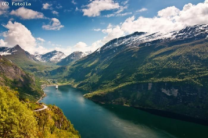 Fjord - Norvege