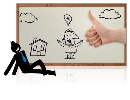 Gebruik Powtoon als vervanger van PowerPoint om leuke animaties te maken voor je digibord.