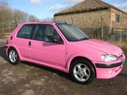 Pink Peugeot 106 Quicksilver  for sale in Dunfermline. Used second hand Used Peugeot cars for sale in Dunfermline. Pink Peugeot 106 Quicksilver   available on car boot sale in Dunfermline. Free ads on CarBootSaleScotland online car boot sale in Dunfermline - 10589
