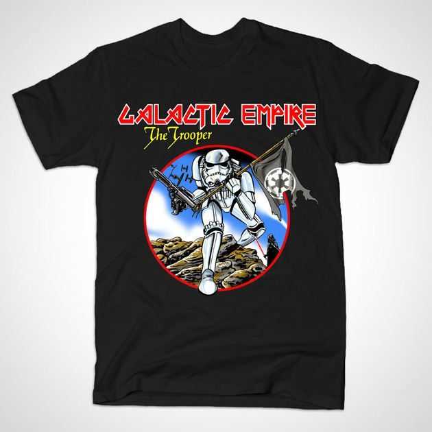 The Trooper T-Shirt - Stormtrooper T-Shirt is $15.95 today at NeatoShop!
