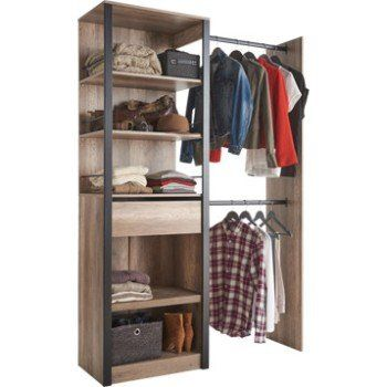 25 best ideas about dressing leroy merlin on pinterest leroy merlin rangement amenagement for Comamenagement placard leroy merlin