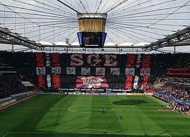 Heimat der Eintrachtfans