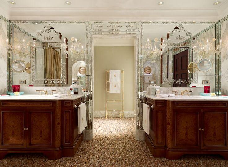 Hotel Danieli #Venice - Italy Interior Design: Pierre Yves Rochon