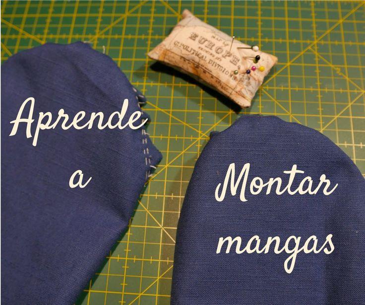 DIY : Cómo montar mangas de una chaqueta