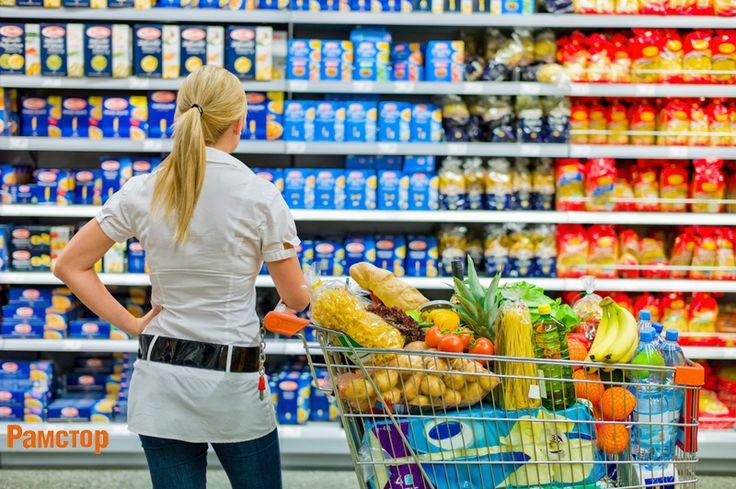 Совершая покупки, в каком отделе магазина Вы проводите большую часть своего времени?