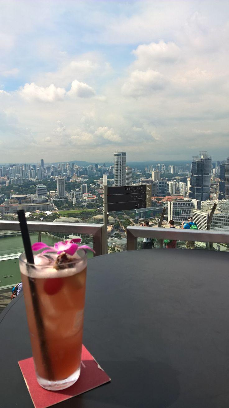 #Singapore Sling @ #Raffles Longbar