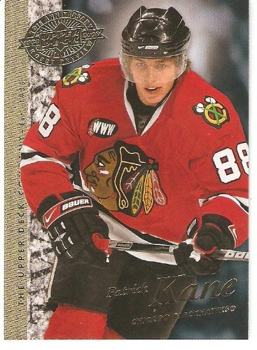 2008-09 Upper Deck 20th Anniversary Hobby Preview #UD-74 Patrick Kane - Chicago Blackhawks (Promo Card) (Hockey Cards) $2.97