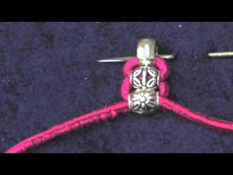 Sieraden maken: elastieken armband knopen met kralen.  - Instructies - Weethetsnel.nl