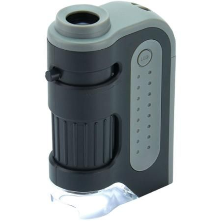 Carson MM-300 Microbrite Plus 60x - 120x LED Pocket Microscope