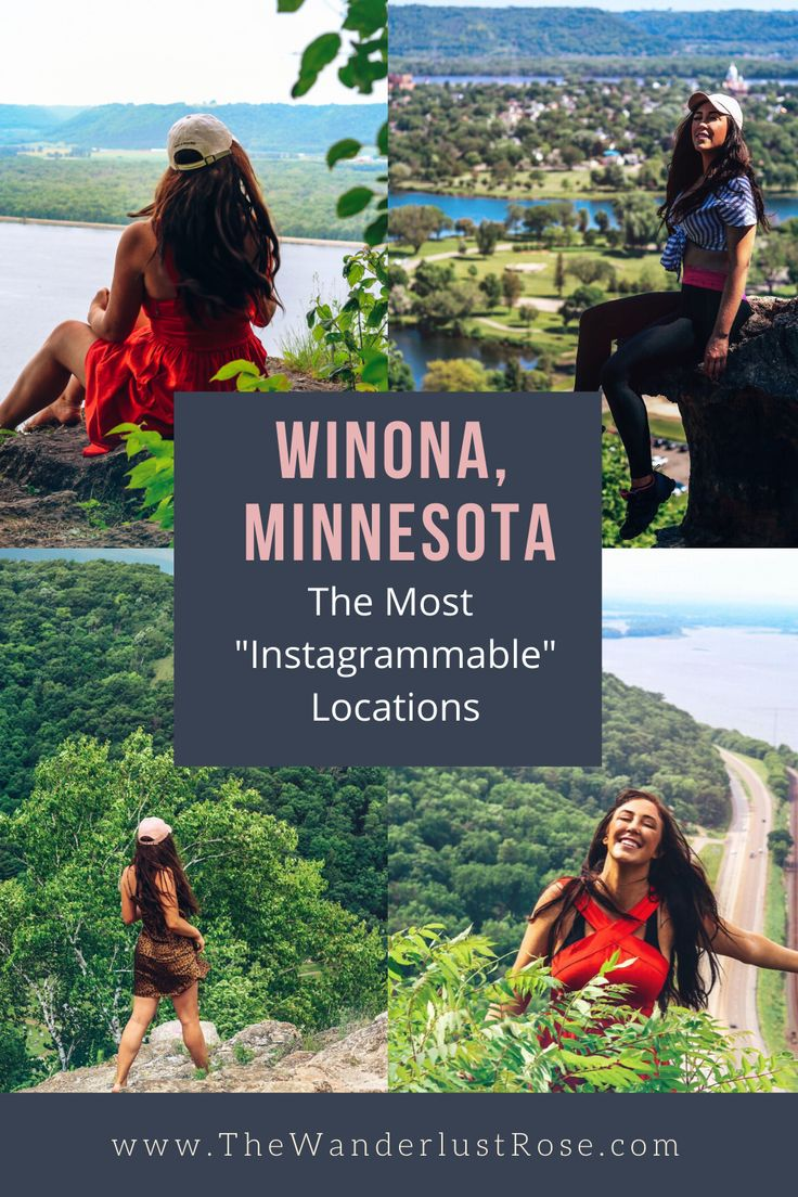 WINONA, MINNESOTA THE MOST INSTAGRAMMABLE LOCATIONS The