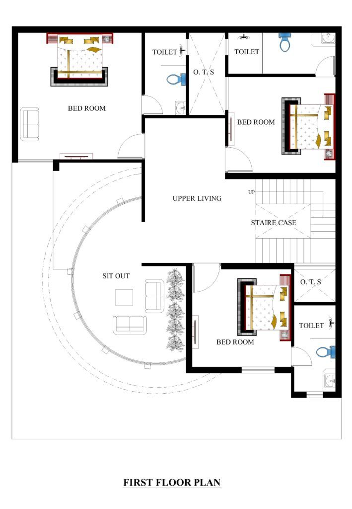 40x50 House Plans For Your Dream House House Plans In 2019