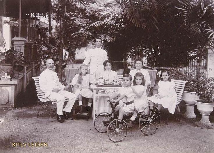 Nederlands familieportret