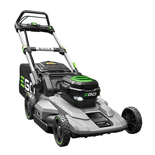 EGO 21 56-Volt Lithium-Ion Cordless Self Propelled Lawn Mower is the best product in 2016. ~ http://ever-unfolding.net/best-electric-lawn-mower-reviews/