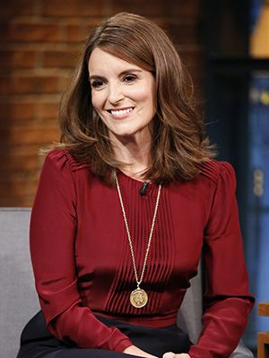 Tina Fey's Hilarious, Empowering Term For What Happens to Women's Bodies as They Age | allure.com