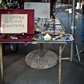 Mercato delle Pulci - Florence, Firenze, Italy