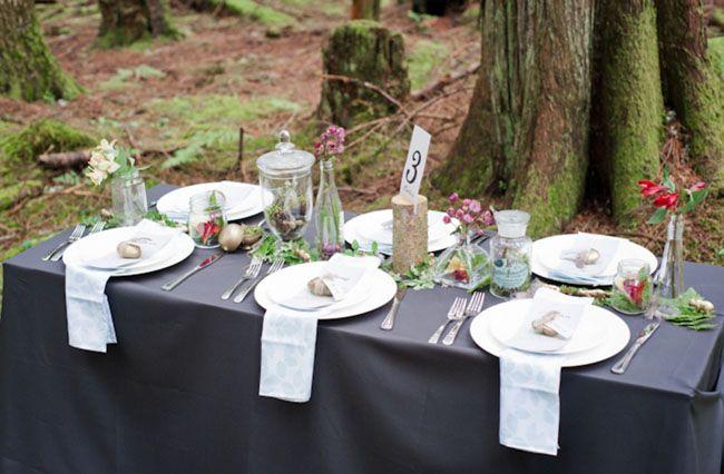 Whimsical Forest Wedding Inspiration
