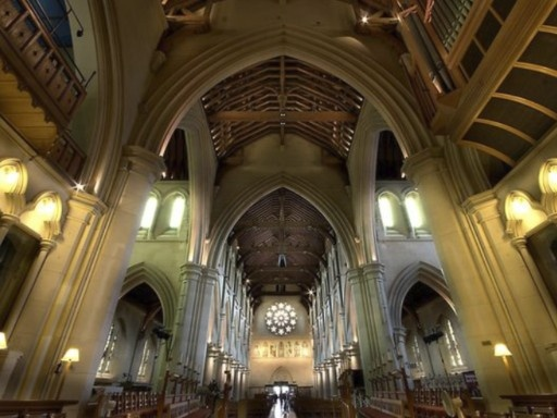 Anglican Cathedral, Christchurch, NZ
