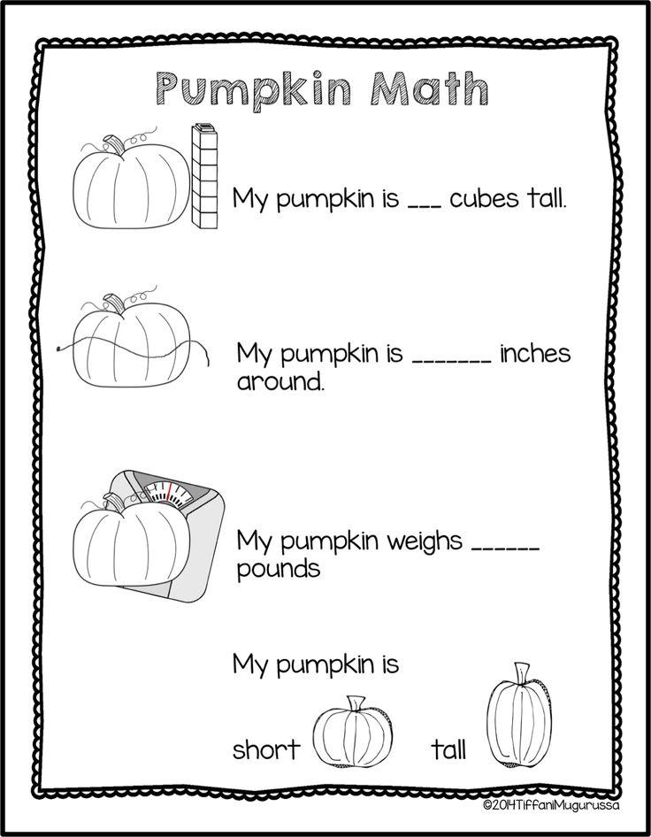 last bits of october activities kindergarten and pumpkins. Black Bedroom Furniture Sets. Home Design Ideas