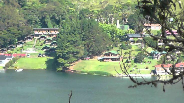 lago calima full HD sur valle del cauca sitios turisticos colombia Colom...