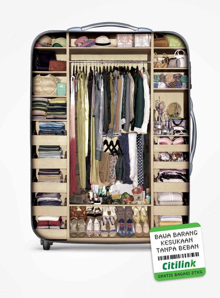 Citilink Airlines: Luggage