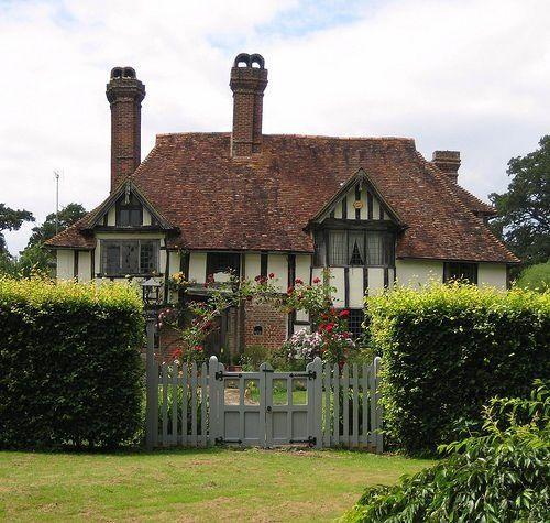 274 best images about Cottages and Cozy Dreams... on ... Quaint English Cottages