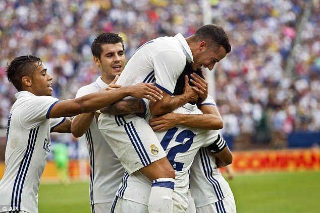 Real Madrid's La Liga campaign kicks off with an away fixture against Real Sociedad
