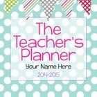 With 2 different cover options of Chalkboard or Polka Dot! (Text Boxes to put your name!)  Weekly Planning Pages: -Days Horizontal with notes secti...