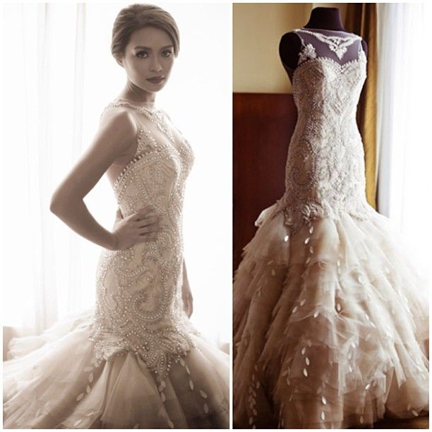 Enchanting Veluz Reyes Bridal Gown Gallery - Best Evening Gown ...