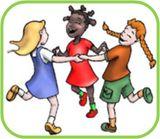 Rondes chantées, jeux dansés