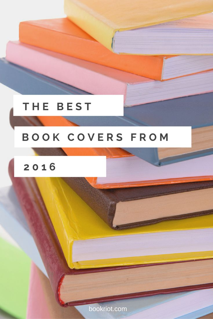 Our Favourite Book Covers Of 2016