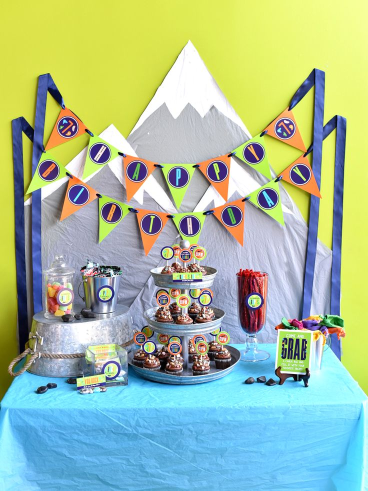 51 best Rock Climbing Birthday - Rock Climbing Birthday Party Ideas ...