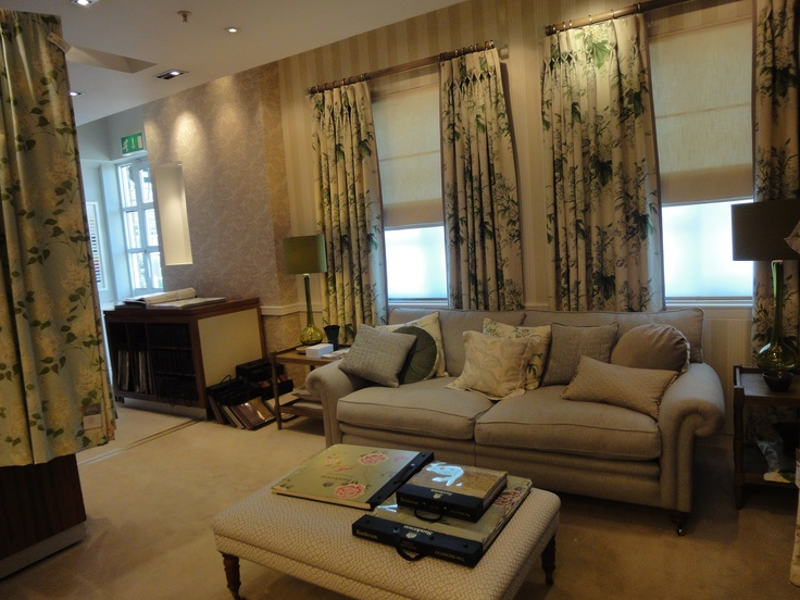 Zoffany Showroom Chelsea Harbour