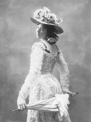 Kathleen Rockwell, better known as Klondike Kate. Kate worked as both a dancer and vaudeville star at the Palace Grand Theatre and the prospectors loved her. Her fame fizzled out post-gold rush. Today the Palace Grand Theatre is still in operation and Kate's ghost is said to haunt her old dressing room. #ghost #klondike