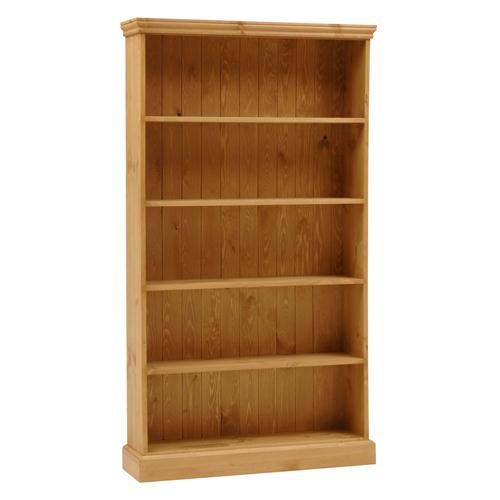 farmhouse pine extra wide bookcase 6ft including free delivery 916225w wide deskliving
