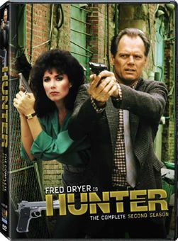 Hunter is an American police drama television created by Frank Lupo, which ran on NBC from 1984 to 1991. It starred Fred Dryer as Sgt. Rick Hunter and Stepfanie Kramer as Sgt. Dee Dee McCall.